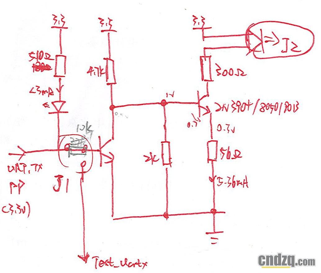 9013引脚图与电路图
