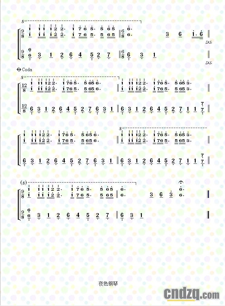 求教:梦中的婚礼 简谱左手的谈法-单排键电子琴学习区