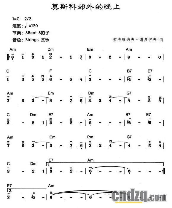 22键电子琴键盘图解