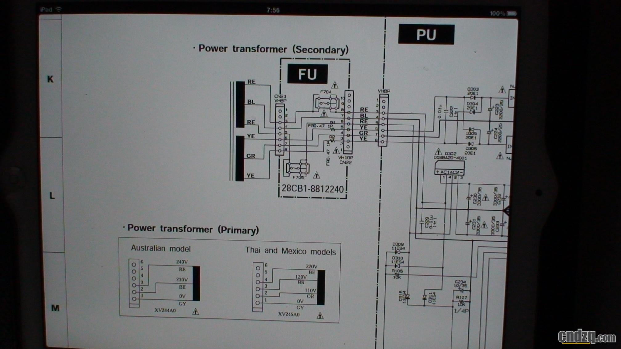 应该拆开琴,把内部电源电路与数码信号主板断开(一般有插头插座的