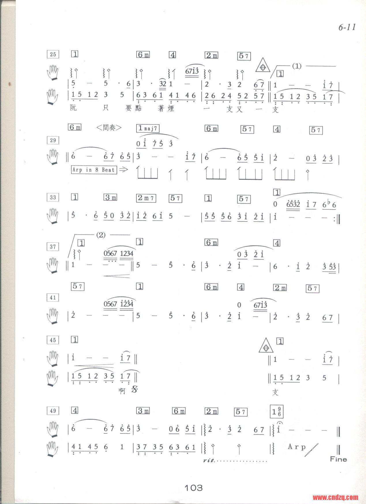 [分享]《林文信24小时学好爵士钢琴》教材图片