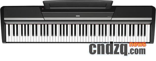 最新测评◆korg sp-170电钢琴全面测评+高清晰试听!图片