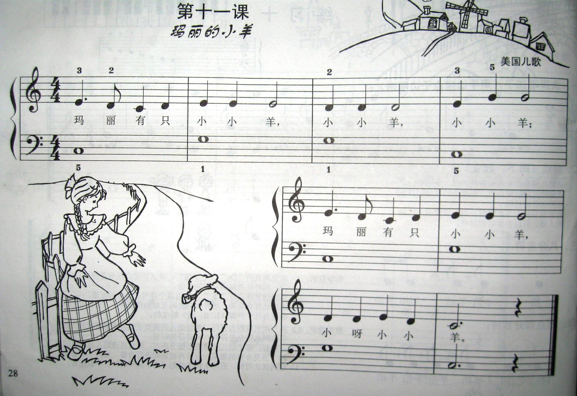 的左右手谱子发给我,五线的简的都可以 单排键电子琴学习区