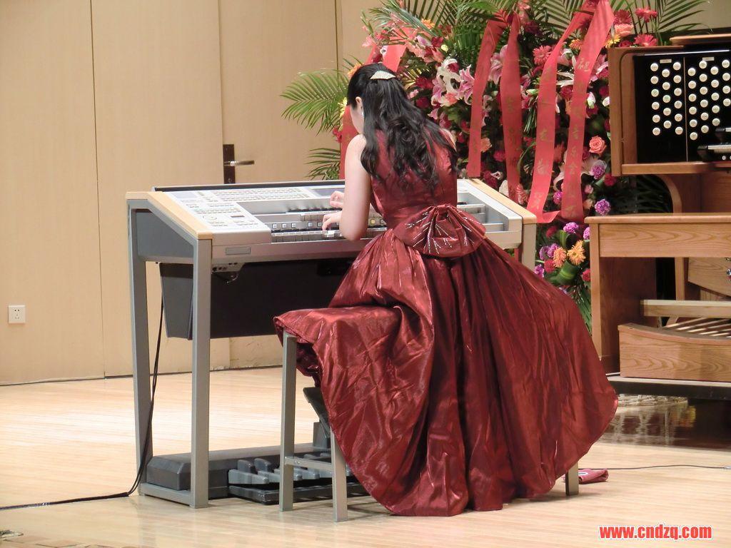[新闻]首位电子管风琴博士沈媛举办归国汇报音乐会图片